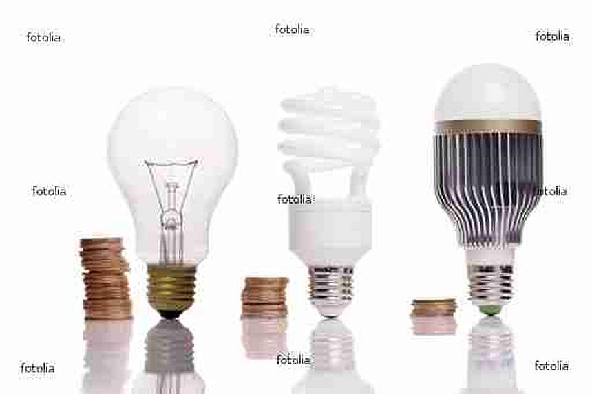 Soluzioni u cretrofitu d con lampade led